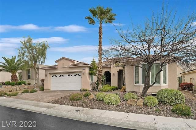 10394 Premia, Las Vegas, NV 89135 (MLS #2188449) :: Signature Real Estate Group