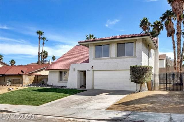 4291 Rochelle, Las Vegas, NV 89121 (MLS #2188703) :: Signature Real Estate Group