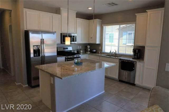 8486 Classique #101, Las Vegas, NV 89178 (MLS #2188879) :: Billy OKeefe | Berkshire Hathaway HomeServices