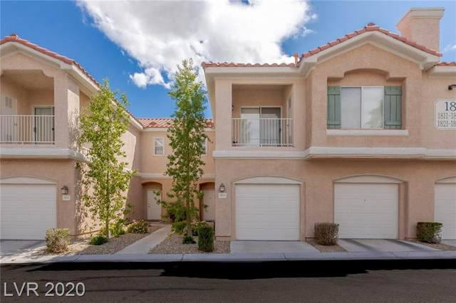 251 Green Valley #1813, Henderson, NV 89012 (MLS #2188894) :: Billy OKeefe | Berkshire Hathaway HomeServices