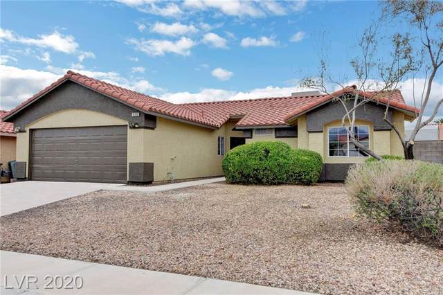 515 Stonehurst, North Las Vegas, NV 89031 (MLS #2188933) :: Brantley Christianson Real Estate