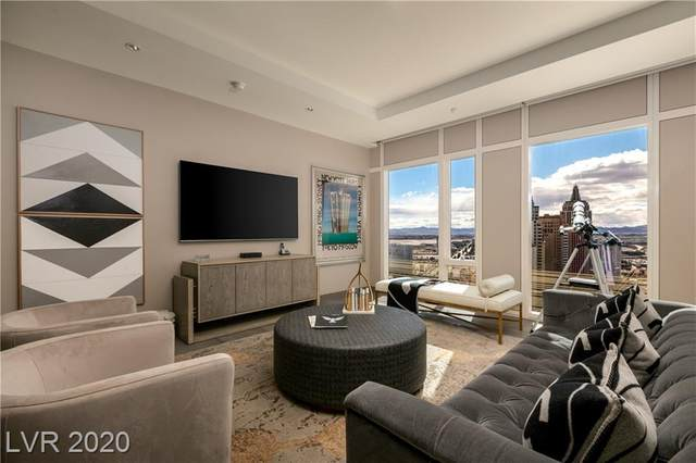 3750 S Las Vegas Boulevard #2903, Las Vegas, NV 89158 (MLS #2189379) :: Helen Riley Group | Simply Vegas