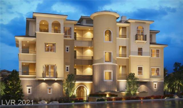 9121 Las Manaitas Avenue #202, Las Vegas, NV 89144 (MLS #2189469) :: Team Michele Dugan
