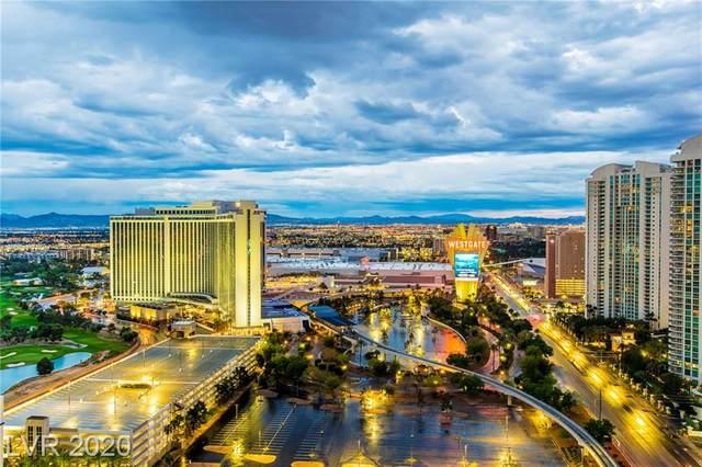 222 Karen Avenue #2902, Las Vegas, NV 89109 (MLS #2190033) :: Signature Real Estate Group