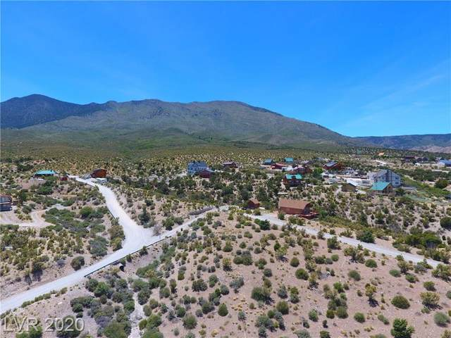 88 Spruce Road, Cold Creek, NV 89124 (MLS #2190096) :: Jeffrey Sabel
