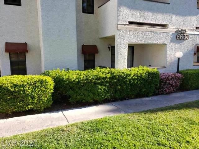 6633 Tropicana #103, Las Vegas, NV 89103 (MLS #2190654) :: Helen Riley Group   Simply Vegas
