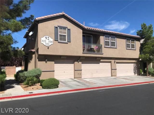 6255 Arby Avenue #321, Las Vegas, NV 89118 (MLS #2190739) :: Helen Riley Group | Simply Vegas