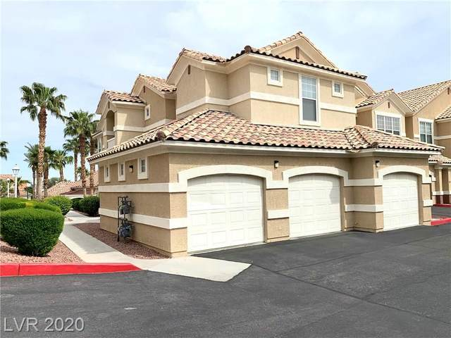 5855 Valley #2067, North Las Vegas, NV 89031 (MLS #2191484) :: Billy OKeefe | Berkshire Hathaway HomeServices