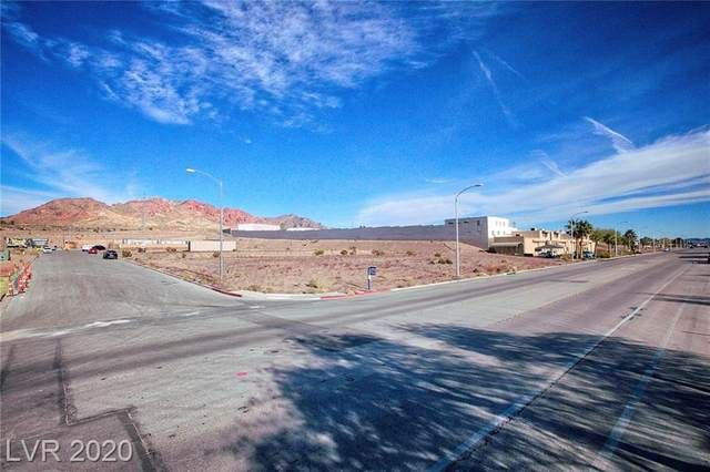 801 Industrial, Boulder City, NV 89005 (MLS #2191640) :: Performance Realty