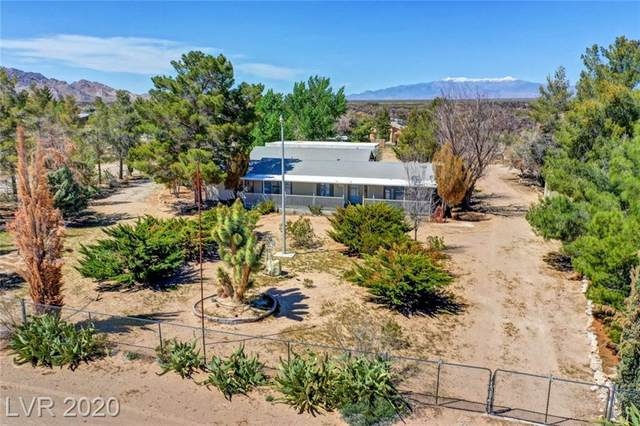 2580 Copper, Sandy Valley, NV 89019 (MLS #2192512) :: The Mark Wiley Group | Keller Williams Realty SW