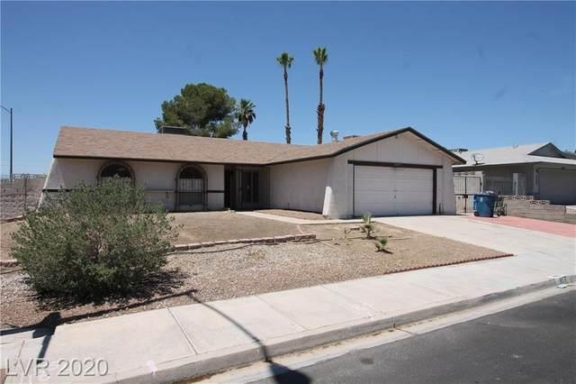 1857 Ludington, Las Vegas, NV 89156 (MLS #2192526) :: Signature Real Estate Group
