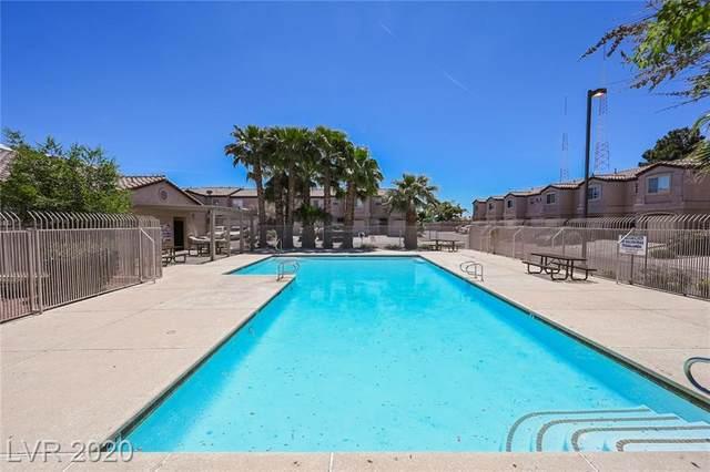 2500 Sierra Luna #104, Las Vegas, NV 89106 (MLS #2193276) :: Helen Riley Group | Simply Vegas