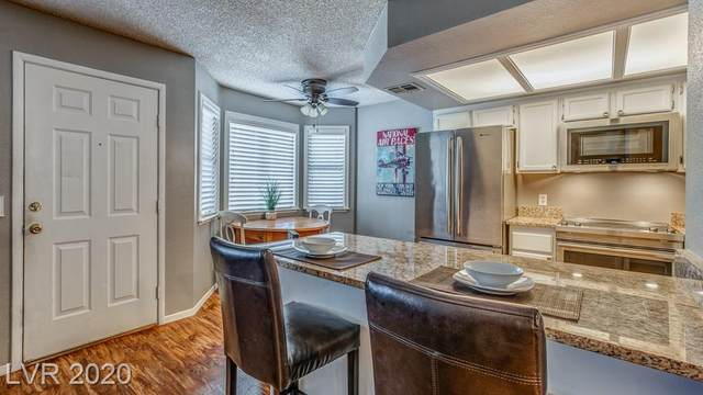 913 Red Boulder #201, Las Vegas, NV 89128 (MLS #2193390) :: Billy OKeefe   Berkshire Hathaway HomeServices