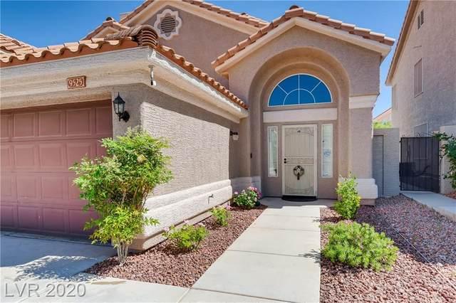 9525 Rancho Palmas Drive, Las Vegas, NV 89117 (MLS #2193608) :: Vestuto Realty Group