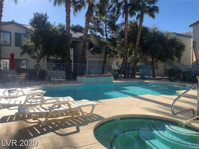 4960 Harrison #129, Las Vegas, NV 89120 (MLS #2194394) :: Billy OKeefe | Berkshire Hathaway HomeServices