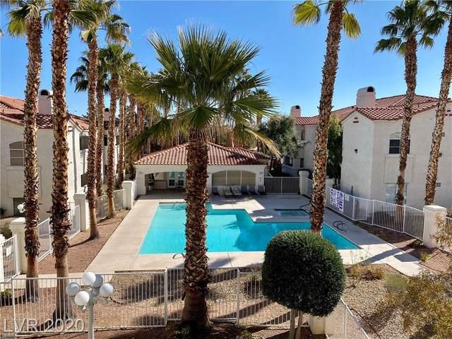1600 Davilla #201, Las Vegas, NV 89146 (MLS #2194913) :: Billy OKeefe | Berkshire Hathaway HomeServices