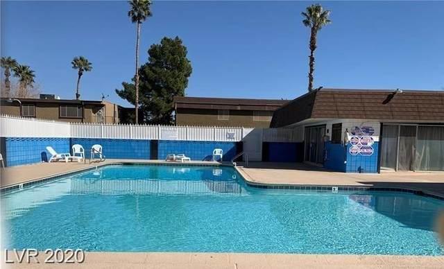 4671 Monterey #1, Las Vegas, NV 89169 (MLS #2195370) :: Helen Riley Group | Simply Vegas