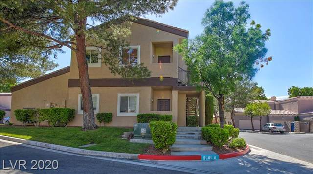 5250 Rainbow #2033, Las Vegas, NV 89118 (MLS #2195447) :: The Shear Team