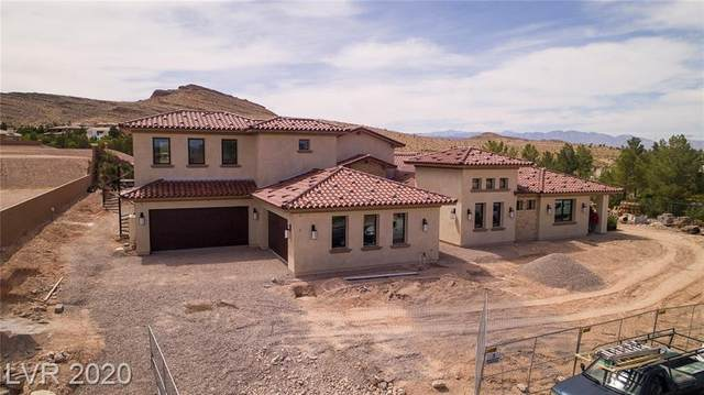 3 Augusta Canyon, Las Vegas, NV 89141 (MLS #2195454) :: Vestuto Realty Group