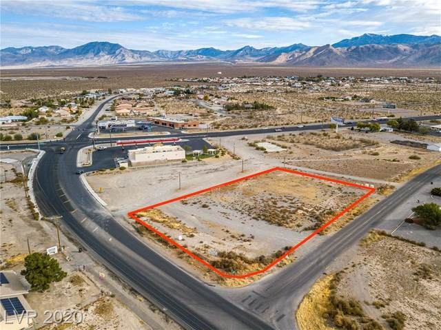 2401 S Homestead Road, Pahrump, NV 89048 (MLS #2196058) :: The Lindstrom Group