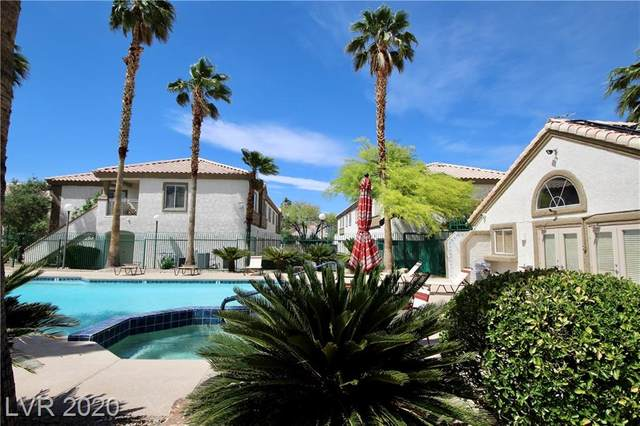 6913 Squaw Mountain #201, Las Vegas, NV 89130 (MLS #2196212) :: The Lindstrom Group