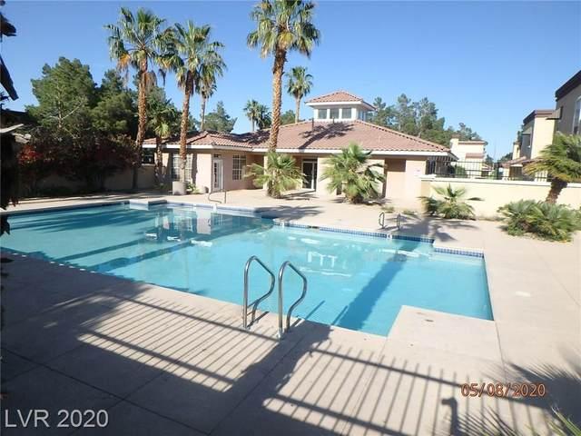 2801 N Rainbow Boulevard #203, Las Vegas, NV 89108 (MLS #2196242) :: Helen Riley Group | Simply Vegas