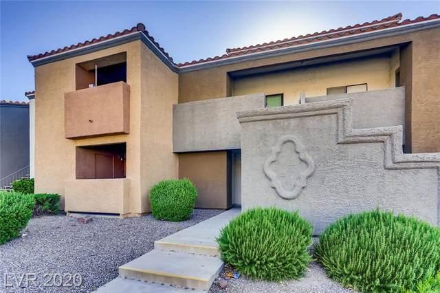 3151 Soaring Gulls Drive #1062, Las Vegas, NV 89128 (MLS #2196559) :: Billy OKeefe   Berkshire Hathaway HomeServices