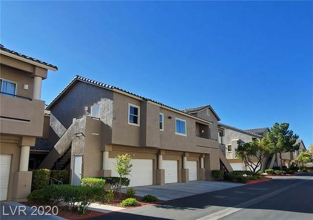 2100 Jade Creek #201, Las Vegas, NV 89117 (MLS #2197024) :: The Shear Team