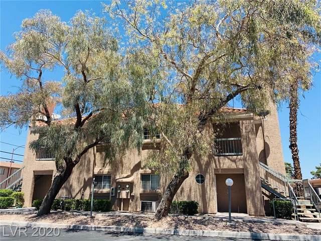 1375 Hacienda #213, Las Vegas, NV 89119 (MLS #2197032) :: Hebert Group | Realty One Group