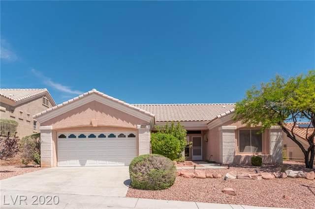 10400 Long Leaf, Las Vegas, NV 89134 (MLS #2197180) :: Signature Real Estate Group
