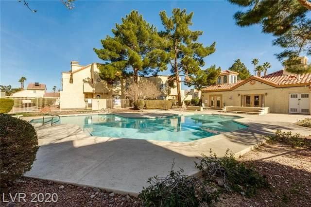 2985 Juniper Hills Boulevard #204, Las Vegas, NV 89142 (MLS #2197432) :: Helen Riley Group | Simply Vegas