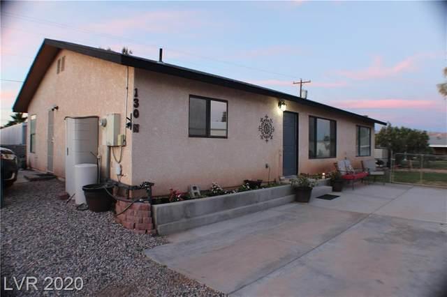 130 Smythe Street, Overton, NV 89040 (MLS #2197546) :: Billy OKeefe | Berkshire Hathaway HomeServices