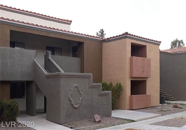 3151 Soaring Gulls Drive #2115, Las Vegas, NV 89128 (MLS #2197578) :: Billy OKeefe   Berkshire Hathaway HomeServices