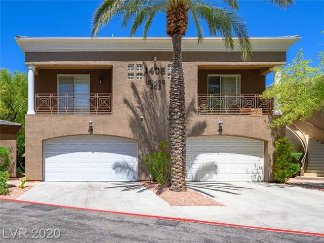 1405 San Juan Hills #105, Las Vegas, NV 89134 (MLS #2198230) :: Hebert Group | Realty One Group
