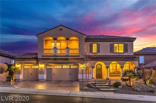 2409 Luberon Drive, Henderson, NV 89044 (MLS #2198363) :: The Mark Wiley Group | Keller Williams Realty SW