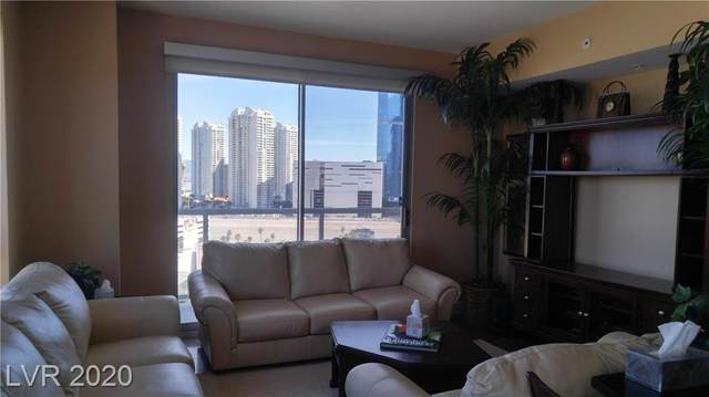200 Sahara #1608, Las Vegas, NV 89102 (MLS #2198405) :: Helen Riley Group | Simply Vegas