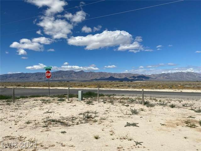 4000 Ashley, Pahrump, NV 89061 (MLS #2198419) :: The Lindstrom Group