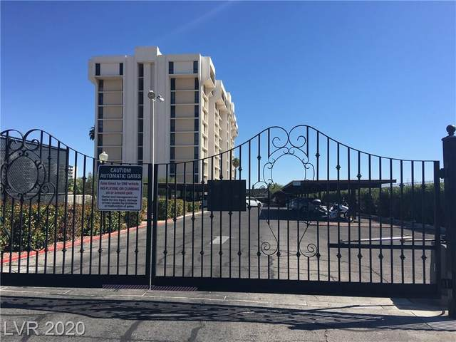 3930 University Center #1006, Las Vegas, NV 89119 (MLS #2198674) :: Billy OKeefe | Berkshire Hathaway HomeServices