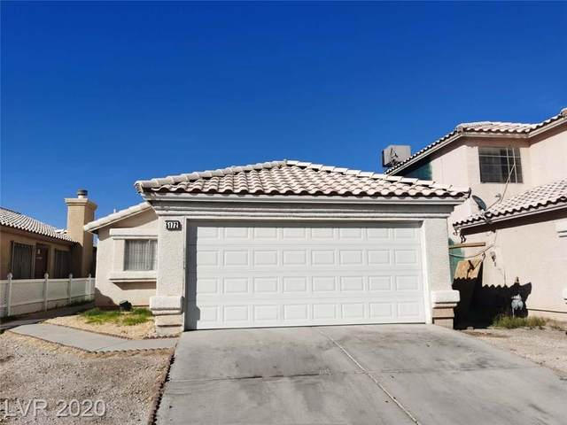 5172 Silverheart Avenue, Las Vegas, NV 89142 (MLS #2198803) :: Signature Real Estate Group