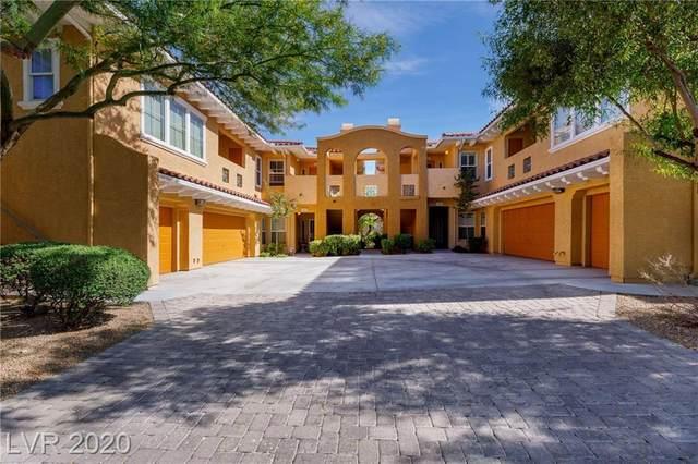 11835 Portina #2024, Las Vegas, NV 89138 (MLS #2198912) :: Helen Riley Group | Simply Vegas