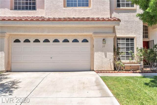 25 Mesquite Village, Henderson, NV 89012 (MLS #2199396) :: Signature Real Estate Group