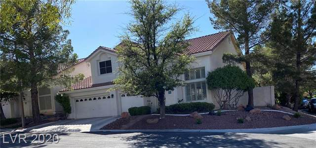1729 Crystal Creek, Las Vegas, NV 89128 (MLS #2199468) :: Helen Riley Group | Simply Vegas