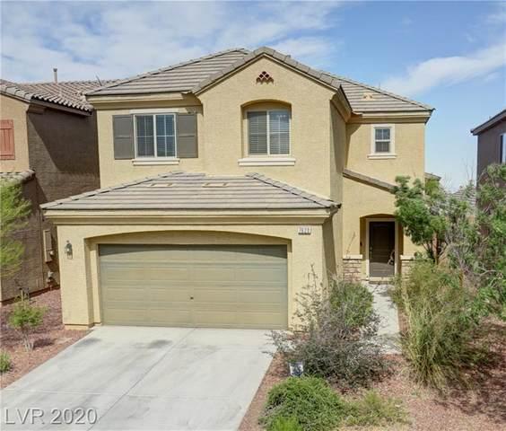 7620 Lake Fork Peak, Las Vegas, NV 89166 (MLS #2199612) :: Signature Real Estate Group