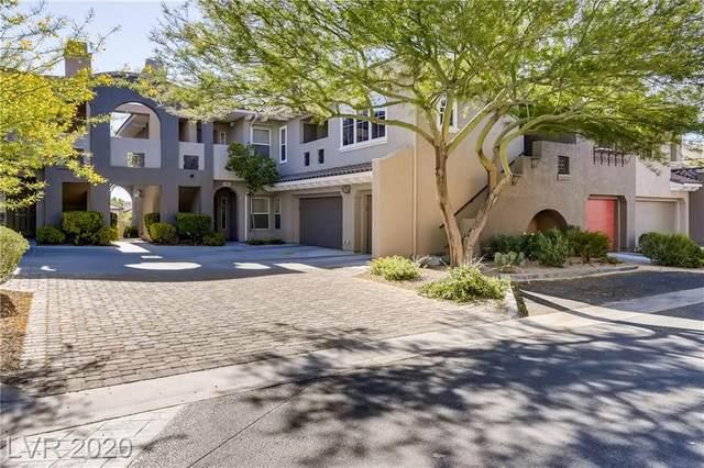 840 Canterra #2040, Las Vegas, NV 89138 (MLS #2199664) :: Billy OKeefe | Berkshire Hathaway HomeServices