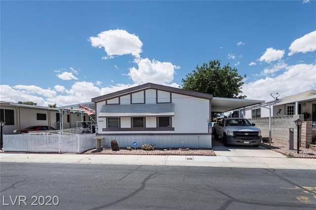 3095 Comitan, Las Vegas, NV 89122 (MLS #2199741) :: Billy OKeefe | Berkshire Hathaway HomeServices
