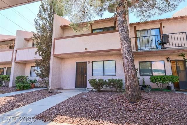 5247 Lisagayle #130, Las Vegas, NV 89103 (MLS #2199793) :: The Perna Group