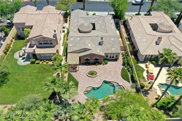 11386 Sandstone Ridge Drive, Las Vegas, NV 89135 (MLS #2199897) :: Performance Realty