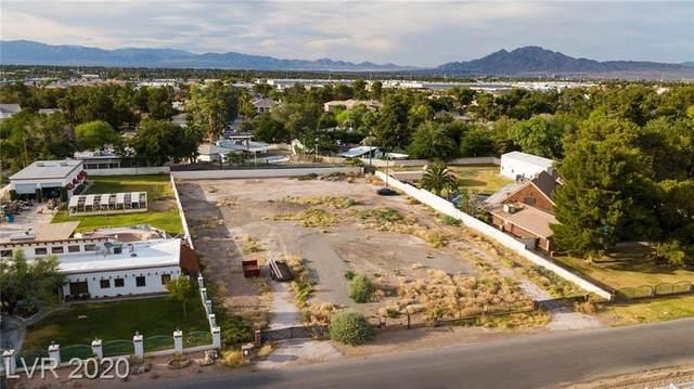 3600 Pama Lane, Las Vegas, NV 89120 (MLS #2200045) :: Performance Realty