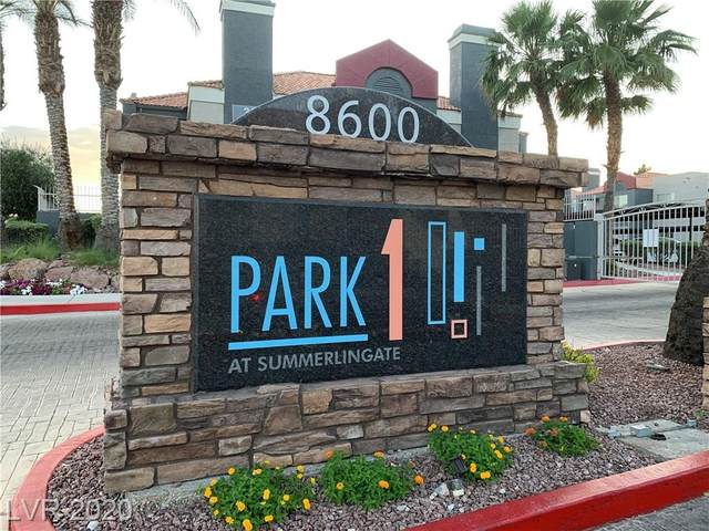 8600 W Charleston #2026, Las Vegas, NV 89117 (MLS #2200481) :: Billy OKeefe   Berkshire Hathaway HomeServices