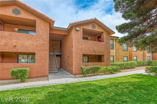 2451 Rainbow Boulevard #2095, Las Vegas, NV 89108 (MLS #2200837) :: Helen Riley Group | Simply Vegas